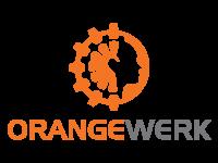 Orangewerk Logo geschützt
